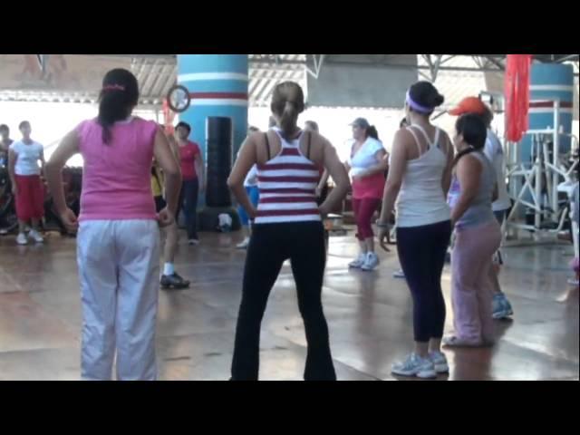 Super Clase de Aeróbicos - Baile (1/2)