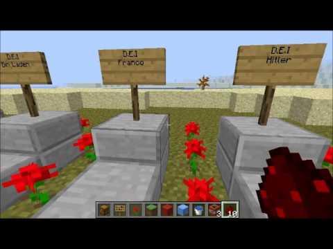 El Cementerio de Minecraft