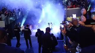 LIVE! Tank Davis Thriller Ring Walk! PAYS TRIBUTE TO MICHAEL JACKSON