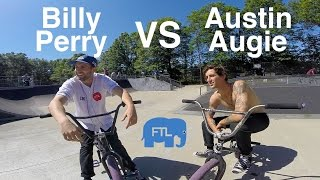 Billy Perry VS Austin Augie Game of Bike