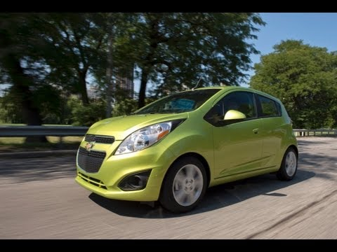 2013 Chevrolet Spark First Drive & Review