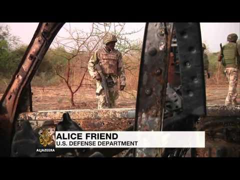 Nigeria under pressure over missing girls