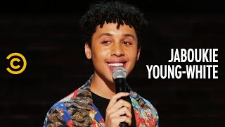 How Does a Rideshare Driver Even Get a 3.8 Rating? - Jaboukie Young-White