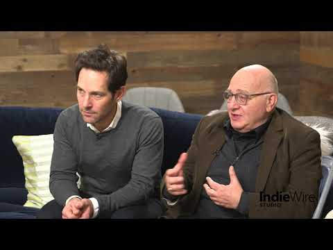 "Paul Rudd Discusses His Film ""The Catcher Was A Spy"" At IndieWire's Sundance Studio"