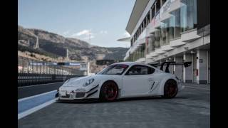 【M's cayman GT3】  M's MACHINE WORKS official TV