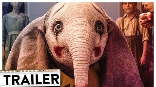 DUMBO Trailer Deutsch German (HD) | Disney 2019