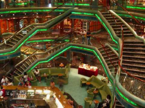 Carnival Victory Southern Caribbean Cruise The Ship Youtube