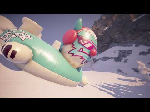 Steep - Winterfest DLC Trailer