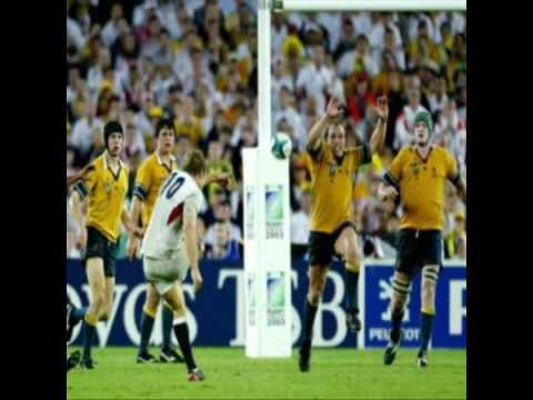 Jonny Wilkinson Drop Goal 2003 World Cup