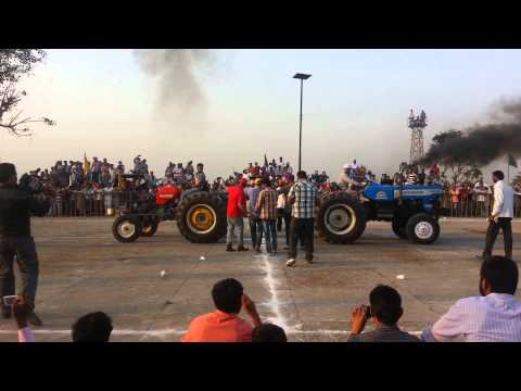 Tractor Tochan In Dhnansu With Sawraj 855 video