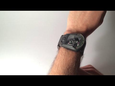 Watch Lover Builds Urwerk UR-202 Homage & Tells The Tale | aBlogtoWatch