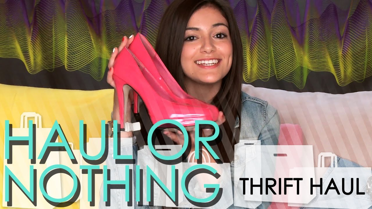Haul or nothing thrift store haul part 2 2 youtube