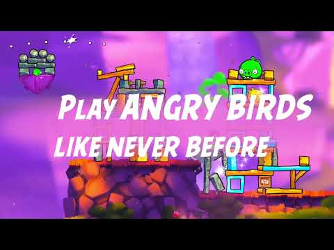 Angry Birds 2 APK Cover