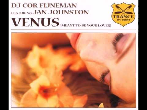 Dj Cor Fijneman (feat. Jan Johnston) - Venus video