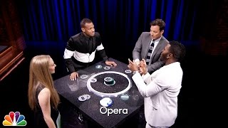 Catchphrase with Amanda Seyfried, Marlon Wayans, Jason Derulo