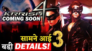 Here Are 3 Interesting Details About Hrithik Roshan's Superhero Franchise KRRISH 4