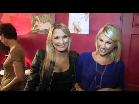 Billie Faiers (The Only Way Is Essex) Interview for iFILM LONDON.