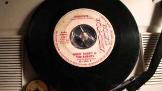Jimmy Rabbit & The Karats - Pushover (60