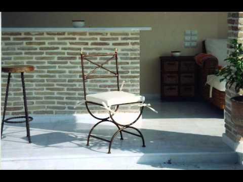 Lounge Gartenmöbel - Gartenmöbel Gusseisen - Terrassenmöbe Gusseisen