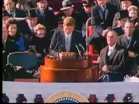JFK Inaugural Address 2 of 2