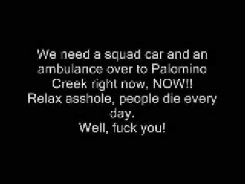 GTA SA: Police Radio - Relax... People Die Every Day