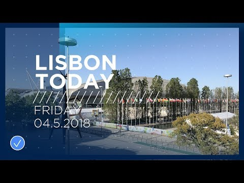 Lisbon Today #6 (4 May 2018): The sixth day of rehearsals at the 2018 Eurovision Song Contest