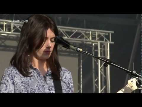 Blood Red Shoes - Full live in Ferropolis - Melt Festival 14-07-12