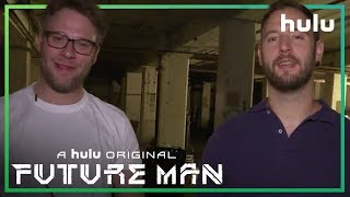 Future Man: The Look of Future Man (Behind the Scenes) • A Hulu Original