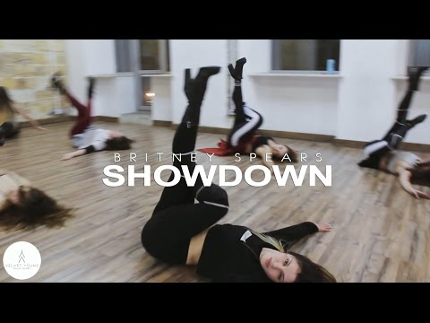 Dance Intensive 12| Britney Spears – Showdown by Diana Petrosyan | VELVET YOUNG DANCE CENTRE