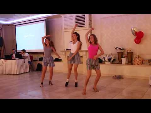 Супер танец гостей в подарок на свадьбу 1.09.17