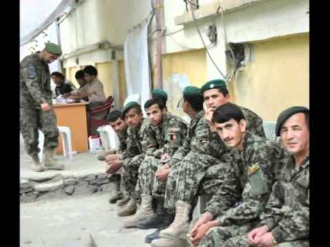 Afghan Election 2010