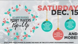 Merry Makers pop-up shop premieres at Atlantic Station
