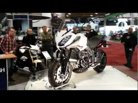 2013 Triumph Tiger Sport 1050 @ Het Salon Brussel