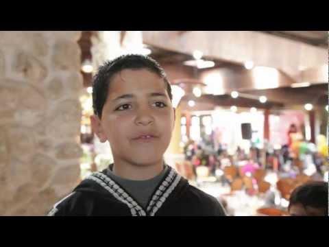 Hope from Gaza (Palestine Child Day) يوم الطفل الفلسطيني  2012