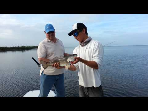 1/9/13 - Titusville, FL fishing report - Capt. Jamie Glasner