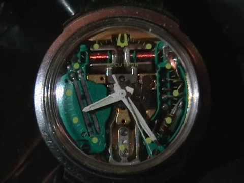 1963 Bulova Accutron Spaceview Wristwatch