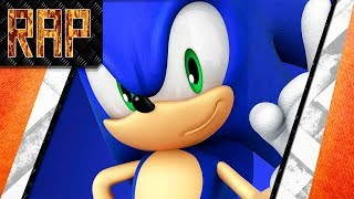 🔴 Rap do Sonic [Game/Animação] | #PNR RapGamer 01