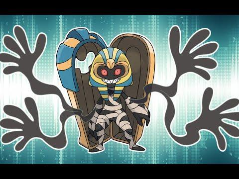 Pokemon Cofagrigus Episode 20 Pokémon Mega E...