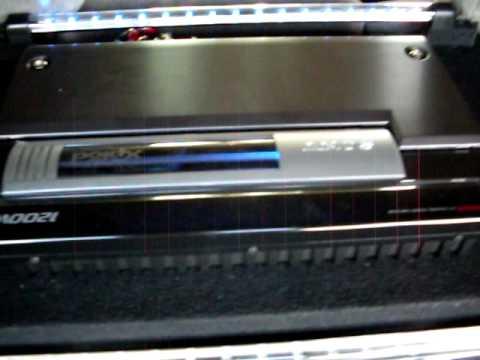 Sony XM-2002GTR 2-Channel Amplifier: Car Electronics