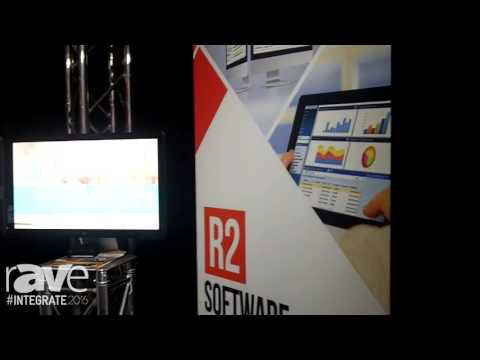 Integrate 2016: R2 Software Explains Its Enterprise Class Inventory Management System and Mobile App