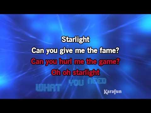 Karaoké Starlight - The Supermen Lovers *