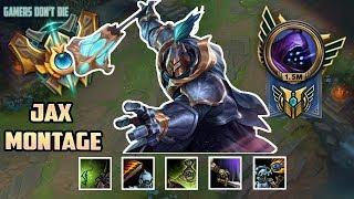 Best Jax Montage - Jax Montage Season 8 - Best Jax Plays - (League of Legends)