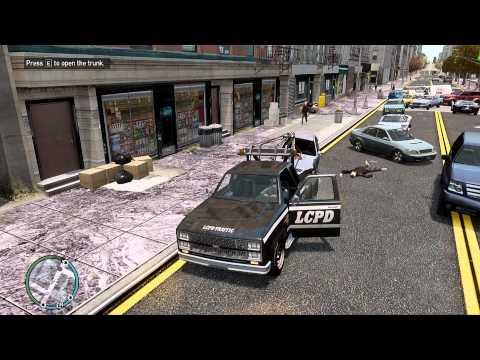 GTA 4 LCPDFR Tow Truck Patrol 2