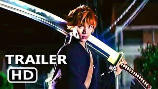 BLEACH Official Trailer (2018) Live Action Movie HD