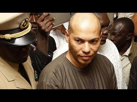 Senegal: Karim Wade condenado a seis anos de prisão efetiva