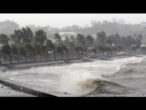 Deadly Typhoon Lashes Northern Philippines