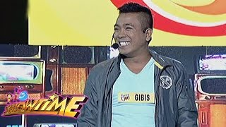 It's Showtime Funny One: Gibis Alejandrino (Different ways of acting)