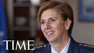 Lori Robinson Is The First Woman To Lead A Top-Tier U.S. Combat Command | TIME