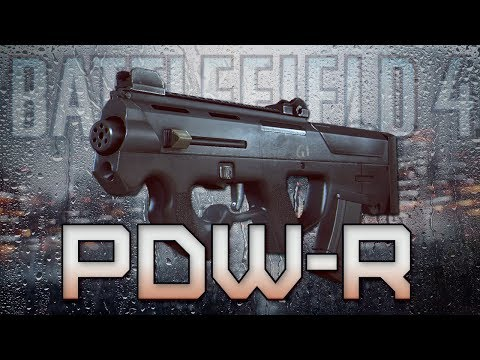 BF4 PDW-R Review