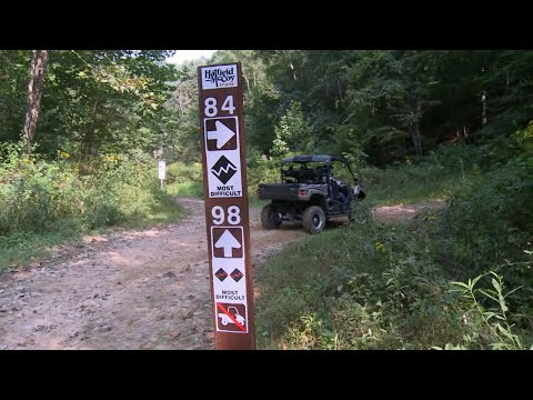 Fisher's ATV World - Hatfield~McCoy Trails – New Ivy Branch System (FULL)